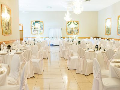 Lasila Ballroom at Club Belvedere Banquet Hall
